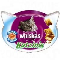 Whiskas Katzinis с Омега-3 добавка-витаминная, 50 гр