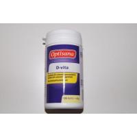 Витамин D 3, Optisana D-vita, 120 капс.